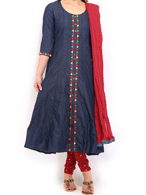 CHURIDAAR KURTA