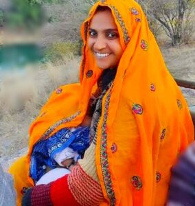 Baby dress up on birth |Traditional Dress of Rajasthan