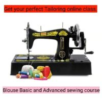 online tailoring classes for blouse